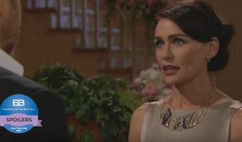 'The Bold and the Beautiful' Spoilers: Bill Taunts Brooke, Questions Her Relationship – Quinn And Ridge Canoodle At Wedding
