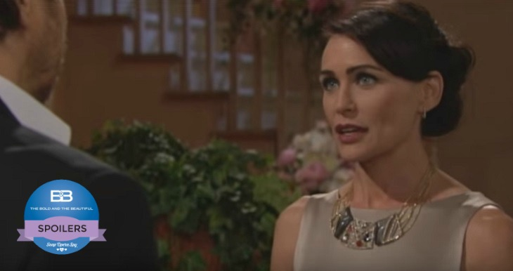 'The Bold and the Beautiful' Spoilers: Bill Taunts Brooke, Questions Her Relationship - Quinn And Ridge Canoodle At Wedding