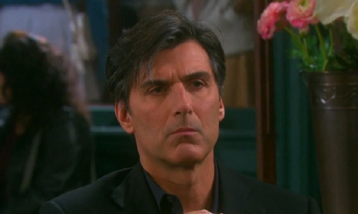 'Days Of Our Lives' News: Vincent Irizarry Leaving DOOL, Deimos Kiriakis To Exit