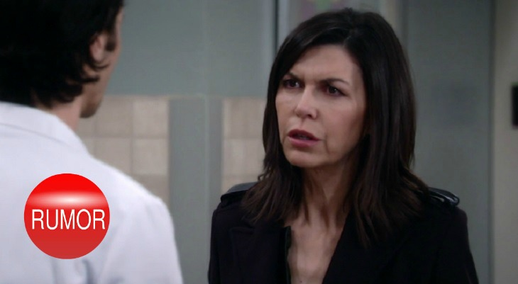 'General Hospital' RUMOR: Anna's Blood Clots And Medical Woes A Result Of Poisoning?