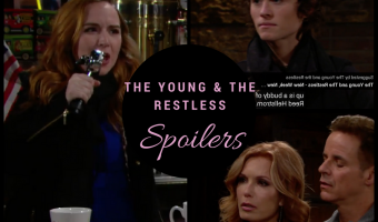 'The Young and the Restless' Spoilers Monday, February 20: Scott Missing, Lauren Fears Worst – Reed's a Hit at Open Mic Night – Victoria Supports Billy