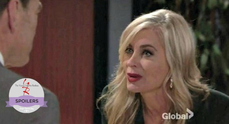 'The Young and the Restless' Spoilers: Ashley Has Standing – Threatened Jabot Board Pitch Is Real