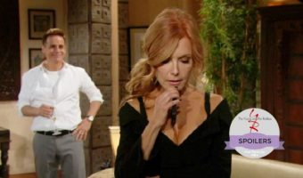 'The Young and the Restless' Spoilers Monday February 20: Paul Gives Lauren Stunning News – Mariah Lifts Sharon's Spirits – Reed Takes the Stage