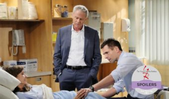 'The Young and the Restless' Spoilers: Jill's Body Overrules Her Heart – Colin Hasn't Changed
