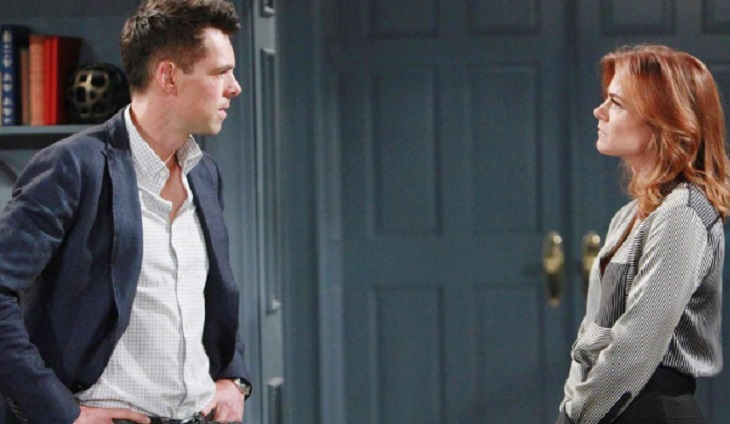 'The Young and the Restless' Spoilers: Phyllis Tells Billy To Buzz Off Again – Silly Boy Won't Relent