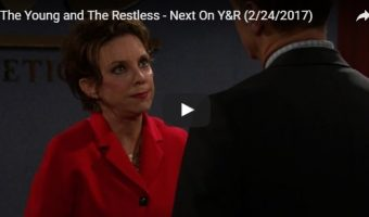 WATCH: 'The Young and The Restless' Preview Video Friday, February 24