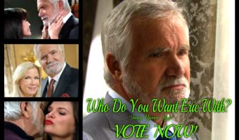 The Bold and Beautiful Poll: Who Do You Want Eric With Quinn, Brooke, Or Katie? VOTE!