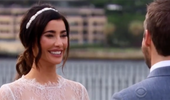 The Bold and Beautiful Spoilers: Steffy and Liam Get Married, Have Perfect Wedding, With Drama Behind Scenes