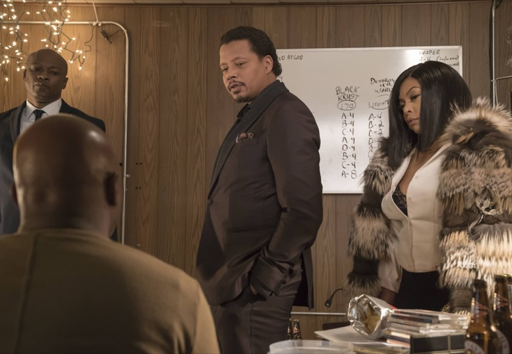 Empire Spoilers and Photos Season 4 Episode 10 Spring Premiere