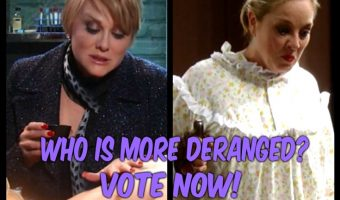 General Hospital POLL: Who Is Crazier? Heather Webber or Olivia Jerome? VOTE!