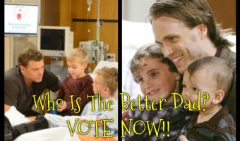 General Hospital POLL: Who Is a Better Father – Lucky or Jason? VOTE!