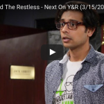 WATCH: The Young and The Restless Preview Video Wednesday, March 15