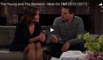 WATCH: The Young and The Restless Preview Video Tuesday, March 21