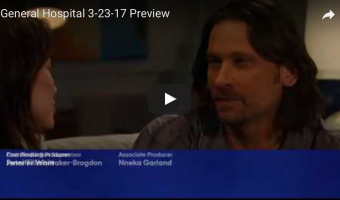 WATCH: General Hospital Preview Video Thursday, March 23