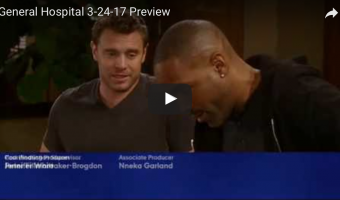 WATCH: General Hospital Preview Video Friday, March 24