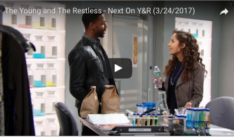 WATCH: The Young and The Restless Preview Video Friday, March 24