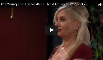 WATCH: The Young and The Restless Preview Video Monday, March 27