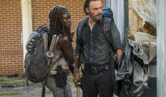 The Walking Dead Season 7 Episode 12 Spoilers: Rick & Michonne Work Against Time- Will Rosita Do Something She Regrets