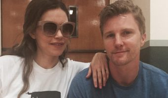 'The Young and The Restless' News: Amelia Heinle and Thad Luckinbill Divorcing After 10 Years of Marriage