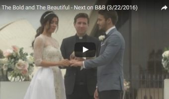 WATCH: The Bold and The Beautiful Preview Video Wednesday, March 22