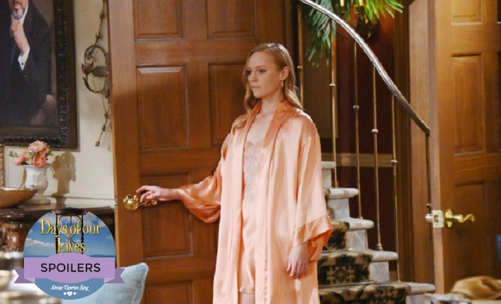 'Days of Our Lives' Spoilers: Chad's Admission Worries Abigail- Gabi and Dario Share Their Sorrows – Claire Unleashes Her Wrath