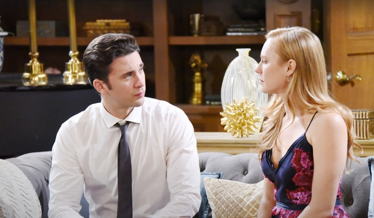 'Days Of Our Lives' Spoilers: Chad Forced To Choose - Will He Save Abigail Or Gabi?