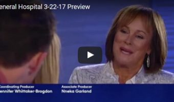 WATCH: General Hospital Preview Video Wednesday, March 22