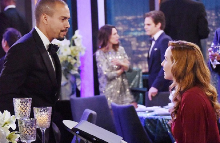 The Young and the Restless Spoilers: Devon Surprises Mariah with Romantic Date - How Will Hilary React?