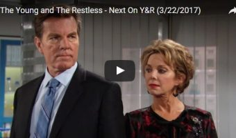 WATCH: The Young and The Restless Preview Video Wednesday, March 22