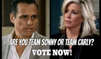 General Hospital POLL: Are You Team Sonny or Team Carly? VOTE!