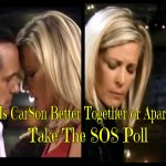 General Hospital POLL: Are Sonny and Carly Better Apart Or Together? VOTE