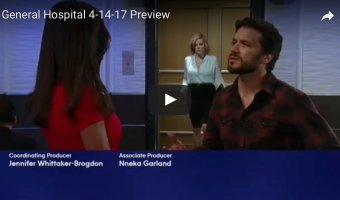 WATCH: General Hospital Preview Video Friday, April 14