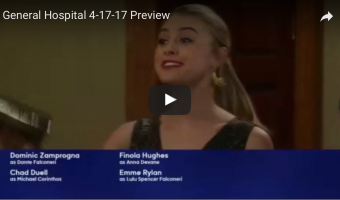 WATCH: General Hospital Preview Video Monday, April 17