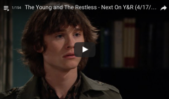 WATCH: The Young and The Restless Preview Video Monday, April 17