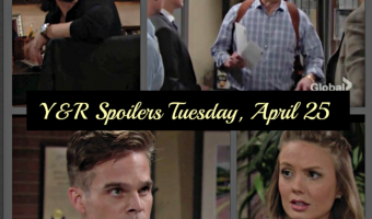 The Young and the Restless Spoilers Tuesday, April 25: Big Moment Arrives for Billy and Kevin – Scott Catches Lauren Off Guard – Abby Opens Up to Jack