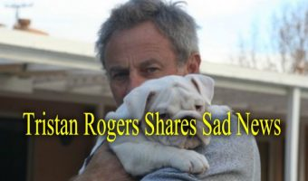 GH and Y&R's Tristan Rogers Shares Sad News With His Fans