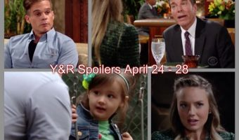 The Young and the Restless Spoilers Week of April 24 to 28: Paternity Results In, A Life Will Change – Secret Alliance Cause Shakeup