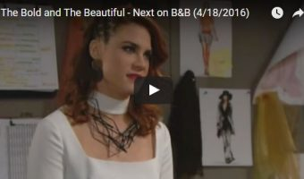 WATCH: The Bold and The Beautiful Preview Video Tuesday, April 18