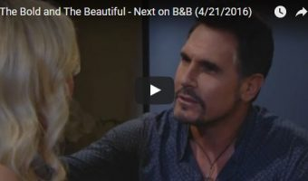 WATCH: The Bold and The Beautiful Preview Video Friday, April 21