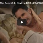WATCH: The Bold and The Beautiful Preview Video Monday, April 24