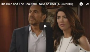 WATCH: The Bold and The Beautiful Preview Video Tuesday, April 25