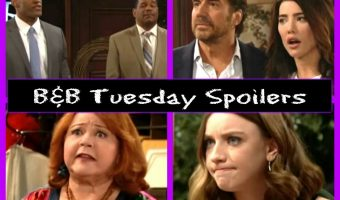 'The Bold and the Beautiful' Spoilers: Ridge and Steffy Get Good News – Sally's In Serious Trouble – Coco Upset Over Betrayal