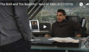 WATCH: The Bold and The Beautiful Preview Video Thursday, April 27