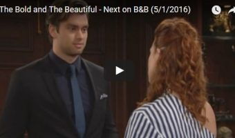 WATCH: The Bold and The Beautiful Preview Video Monday, May 1