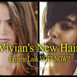 Days of Our Lives POLL: Vivian Jovanni's Shocking Makeover! Do You Prefer Her Long Or Short Hair? VOTE!