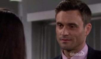 The Young and the Restless Spoilers Friday April 28: Victoria Begs Billy For Another Chance – Jack Grills Nikki – Cane and Juliet in Trouble