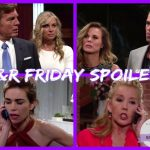 The Young and the Restless Spoilers Friday April 28: Victor Returns, Sees Jack and Nikki's Sharing Moment – Cane's Discovery – Nick Gets Upsetting News
