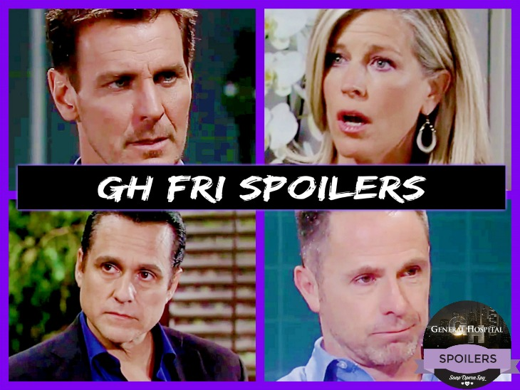 General Hospital Spoilers Friday April 21st: Julian asks Ava for Help – Sam Wants Answers from Alexis – Sonny Gets Jax Deported