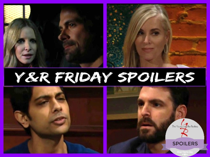 'The Young and the Restless' Spoilers Friday April 21: Nick Faces Questions About Victor – Chelsea Frustrated Over Lack of Leads – Scott Gets a Request