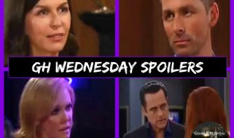 General Hospital Spoilers Wednesday April 26: Nina Sets a Trap – Anna Rouses Suspicion- Carly Seeks Revenge on Sonny – Walls Close In On Ava